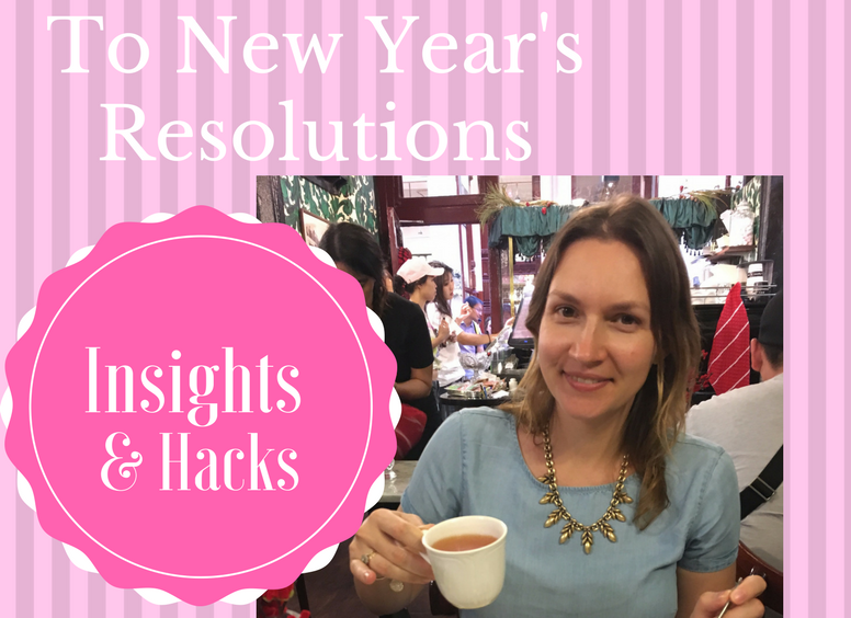 New Year Resolutions Hacks & Insights